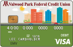 Visa EMV Debit Card