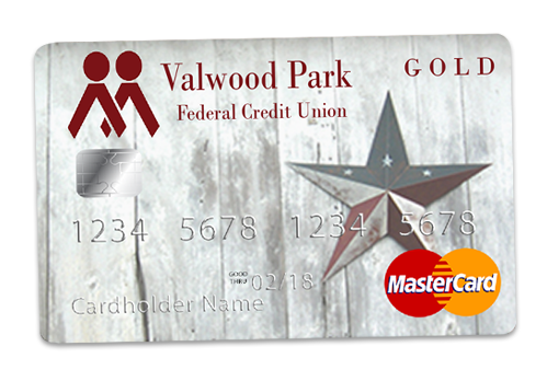 Valwood Park Master Card