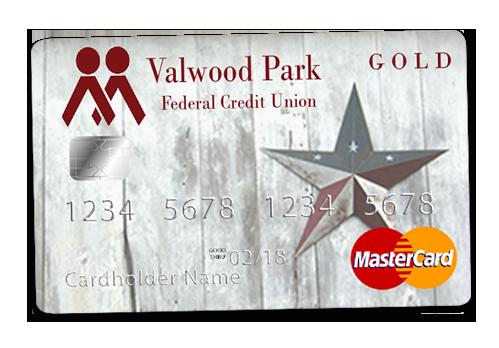 Valwood Park Master Card
